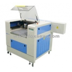 Trademark Automatic Locating Laser Cutting Machine with Camera