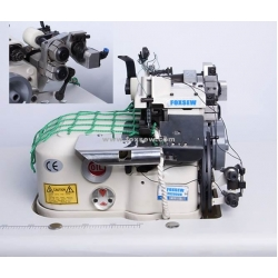 3-Thread Carpet Overedging Sewing Machine ( for rope netting)