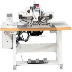 Automatic Extra Heavy Duty Webbing Slings Pattern Sewing Machine