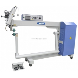 Long Arm Hot Air Welding Machine for Tarpaulin