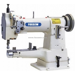 Single Needle Cylinder Bed Unison Feed Lockstitch Sewing Machine