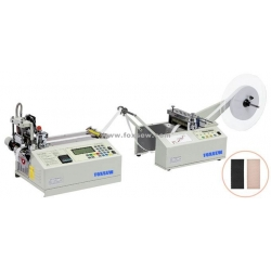Automatic Hot Tape Cutter with Auto-feeding device