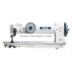 Long Arm Extra Heavy Duty Compound Feed Lockstitch Sewing Machine