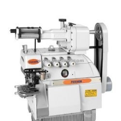 Elastic Attaching Overlock Sewing Machine