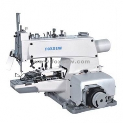 Direct-Drive Button Attaching Machine
