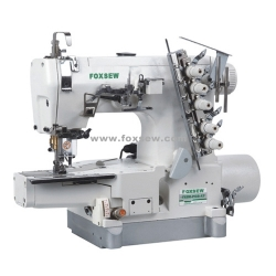 Direct Drive Cylinder Bed Interlock Sewing Machine
