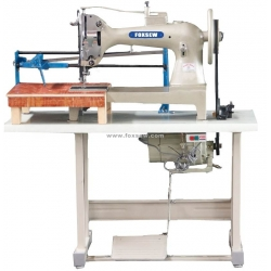 Automatic Buffing Wheel Spiral Sewing Machine