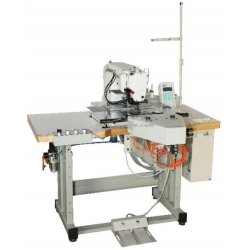 Mattress Border Handle Strap Tacker Machine