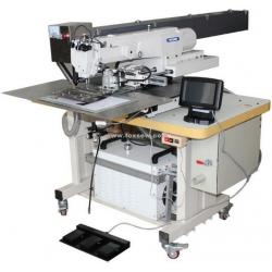 Automatic Laser Pocket Welt Machine