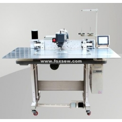 Large Size Programmable Pattern Sewing Machine