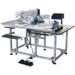 Programmable Automatic Pocket Setter Pattern Sewing Machine