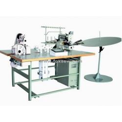 Mattress Handle Strap Quilting and Cutting Machine