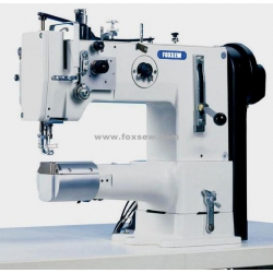 Cylinder Arm Walking Foot Sewing Machine