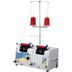2 Cones Thread Distributor Machine