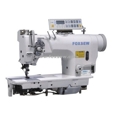 Double Needle Lockstitch Sewing Machine  01