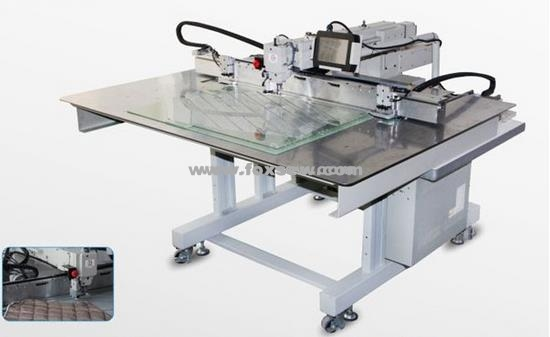 Extra Large Size Programmable Pattern Sewing Machine