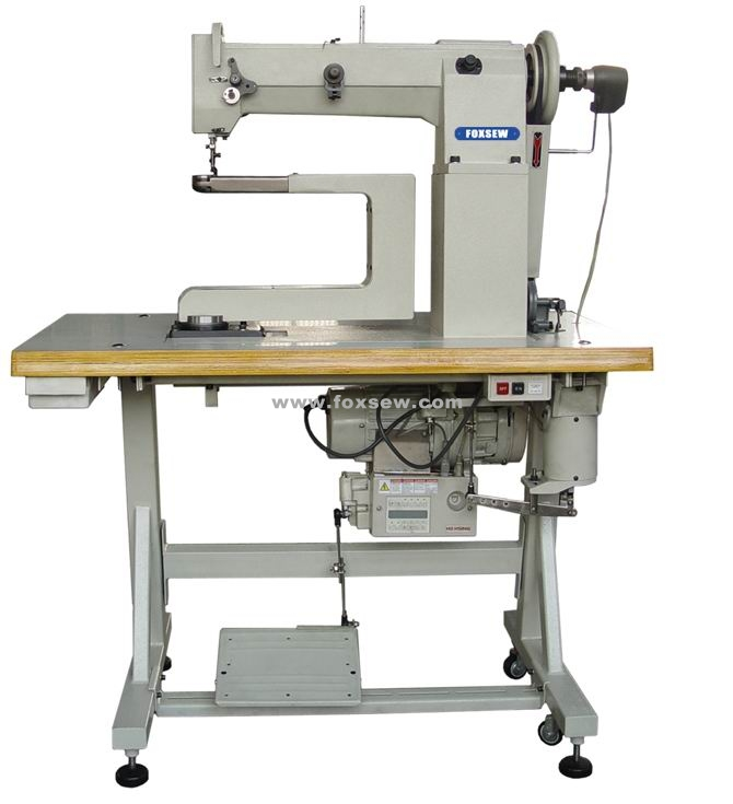 Lockstitch Omnidirectional sewing machine