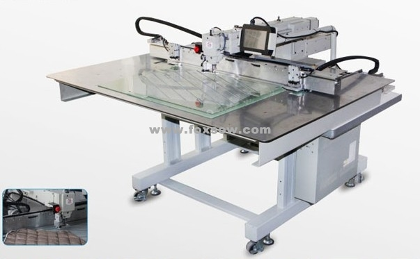 Programmable Electronic Pattern Sewing Machine