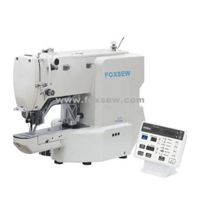 Bar Tacking Sewing Machine 02