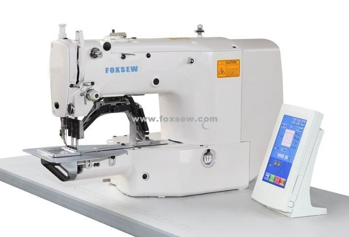 Electronic Small Pattern Bar-tacking Sewing Machine