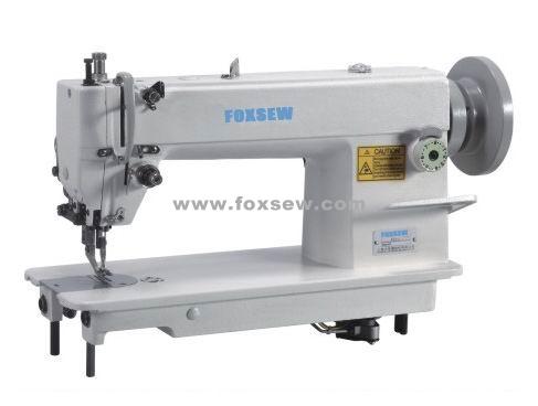 Heavy Duty Top and Bottom Feed Lockstitch Sewing Machine