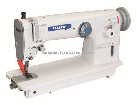 Large Hook Single Needle (Double Needle) Zigzag Sewing Machine