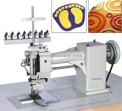 Carpet Tufting Machine