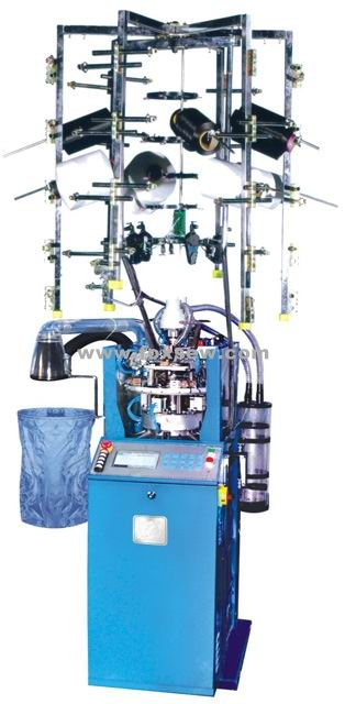 Jacquard Silk Socks Machine