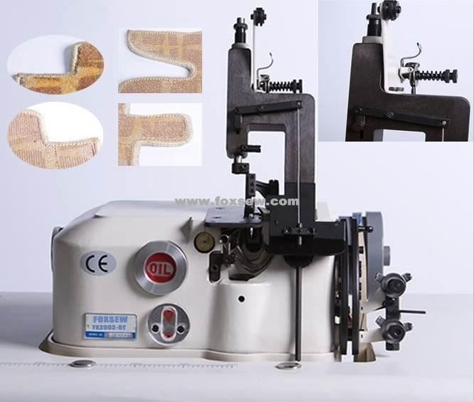Car Mats Overedging Sewing Machine