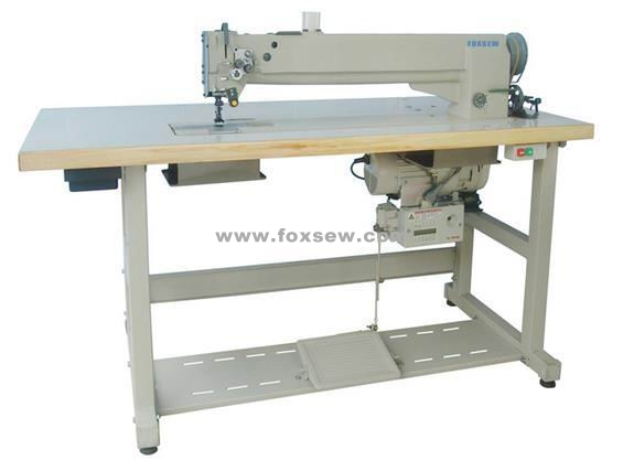 Long Arm Compound Feed Heavy Duty Lockstitch Sewing Machine