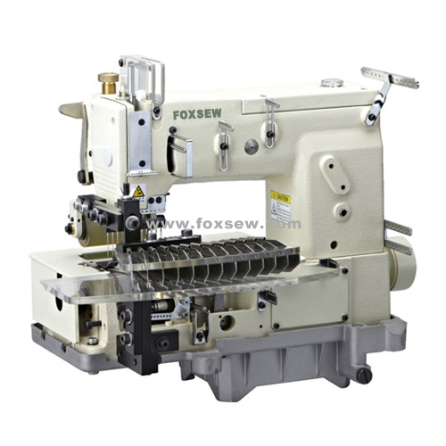 Multi Needle Sewing Machine 02