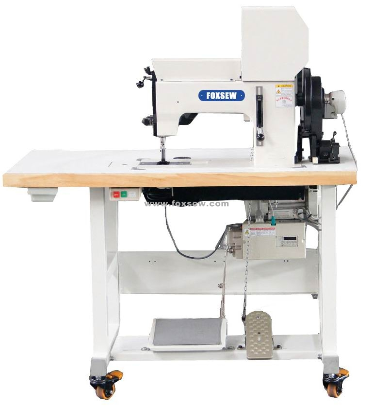 Heavy Duty Thick Thread Ornamental Stitching Machine