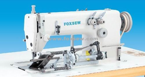 High Speed Double Needle Chainstitch Folding Machine