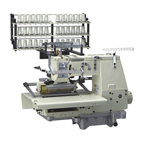 Multi Needle Sewing Machine 01