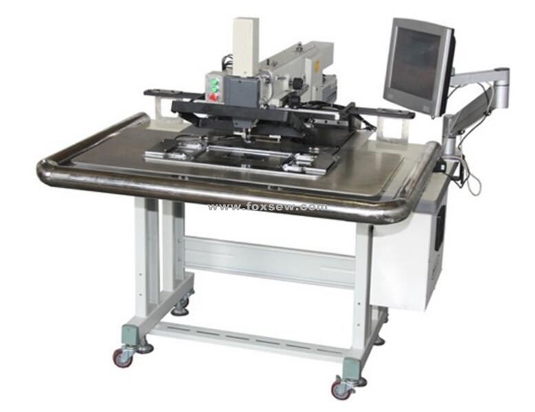 Automatic Label Sewing Machine