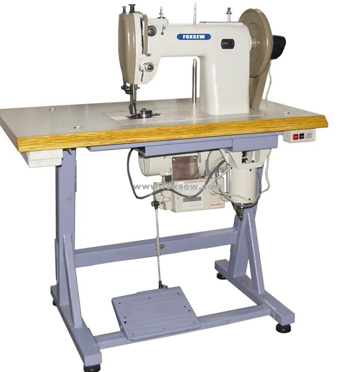 Flat Bed Heavy Duty Sole Stitching Machine