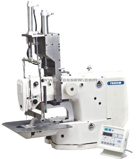 Electronic BarTacking Machine for Soft Cushion