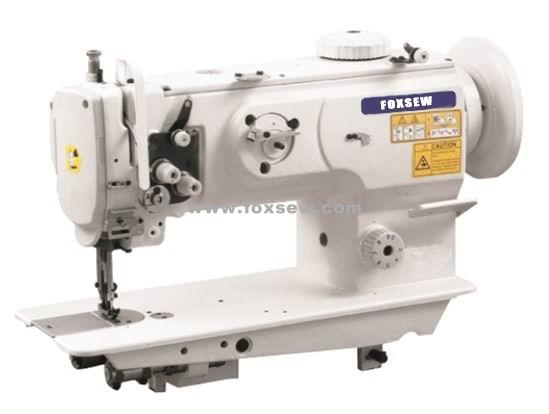 Single Needle Unison Feed Walking Foot Heavy Duty Sewing Machine