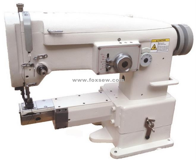 Small Cylinder Bed Zigzag Sewing Machine Unison Feed