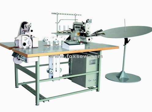 Mattress Handle Strap Quilting and Cutting Machine