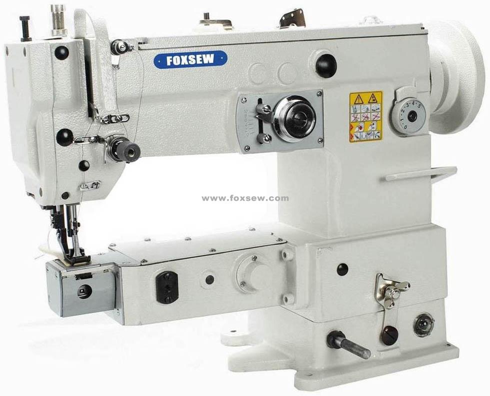 Cylinder Arm Walking Foot Zigzag Sewing Machine
