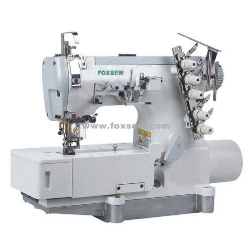 Product Images: Direct Drive Flatbed Interlock Sewing Machine