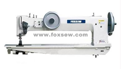 SEIKO Model Long Arm Extra Heavy Duty Compound Feed Lockstitch Sewing Machine