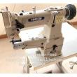 Single Needle Cylinder Bed Compound Feed Lockstitch Sewing Machine