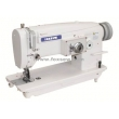 Flat Bed Lower Feed Zigzag Sewing Machine Large Hook