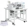 Automatic Elastic Tape Splicing Sewing Machine