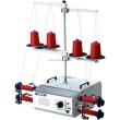 4-Cone Thread Winder Machine
