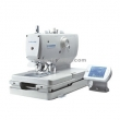 Computer Controlled Direct Drive  Eyelet Button hole Sewing Machine