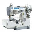 High Speed Flatbed Interlock Sewing Machine for Tape Binding