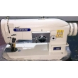Flat Bed Top and Bottom Feed Zigzag Sewing Machine with Large Hook